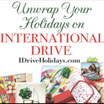 Unwrap Your Holidays on I-Drive
